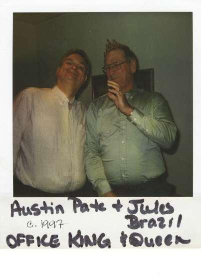 1997 Jules and Austin Pate