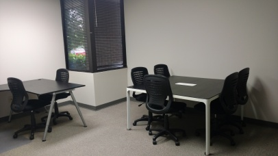 Team Office Space in Nashville