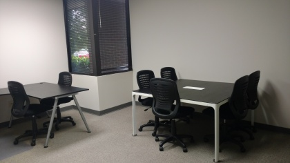 Team Office Space in Nashville