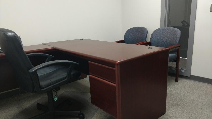 Small Nashville Office